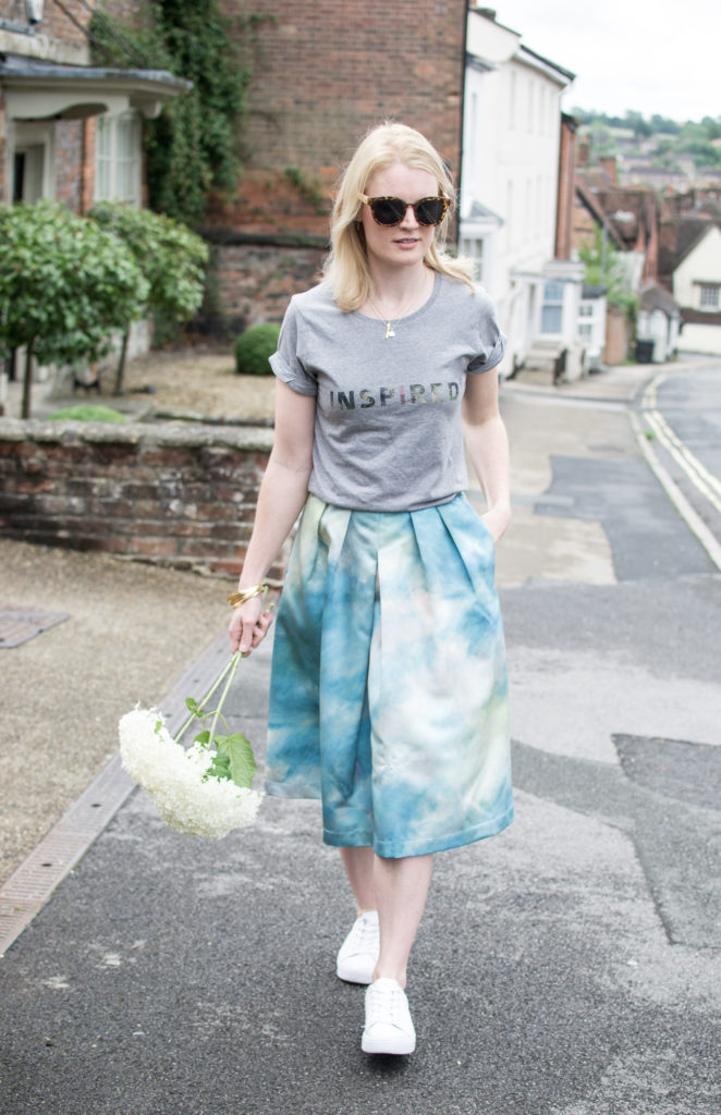 n4mummy wearing Inspired T Shirt by Deborah Campbell Atelier