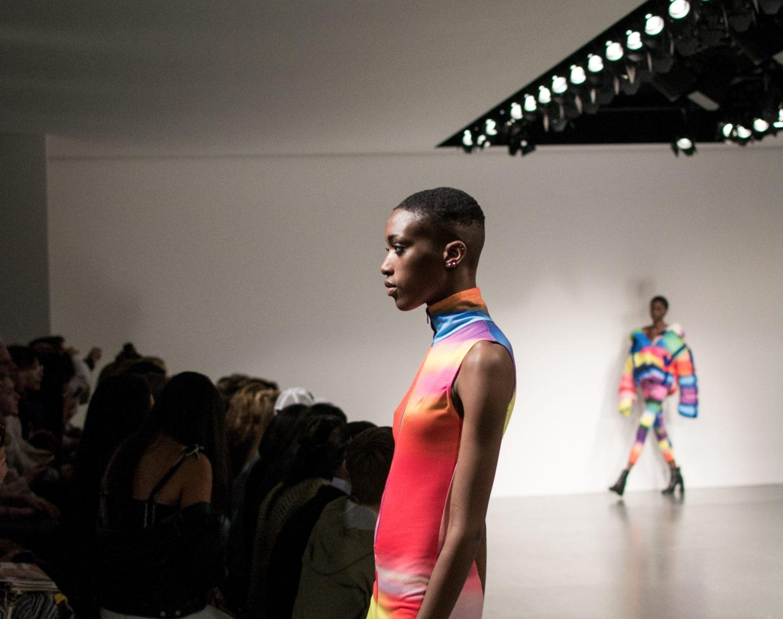Fyodor Golan at London Fashion Week Festival
