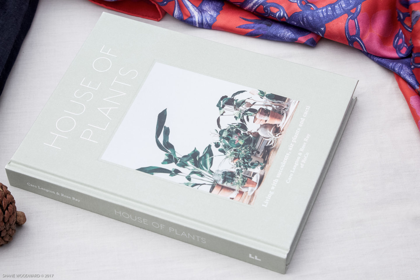 Book, House of Plants