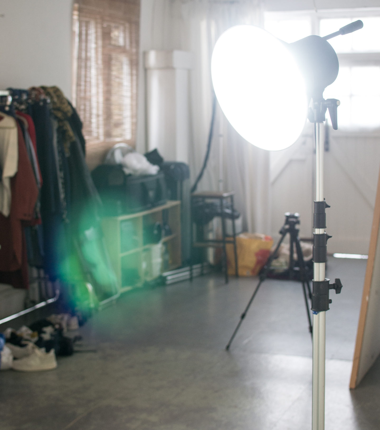 Green Lens Studio, Sustainable Photographic Studio