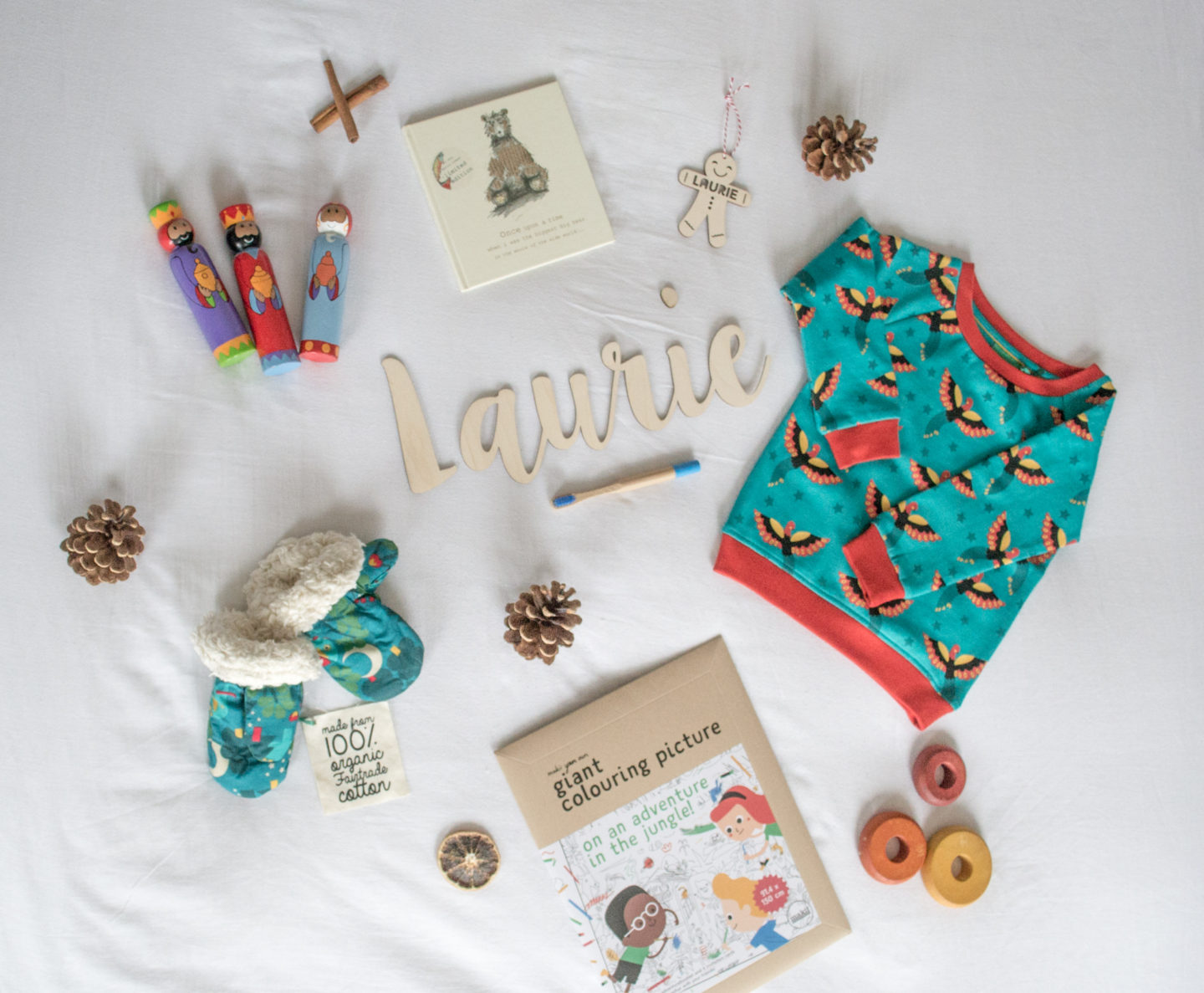 Ethical Stocking Fillers for Kids