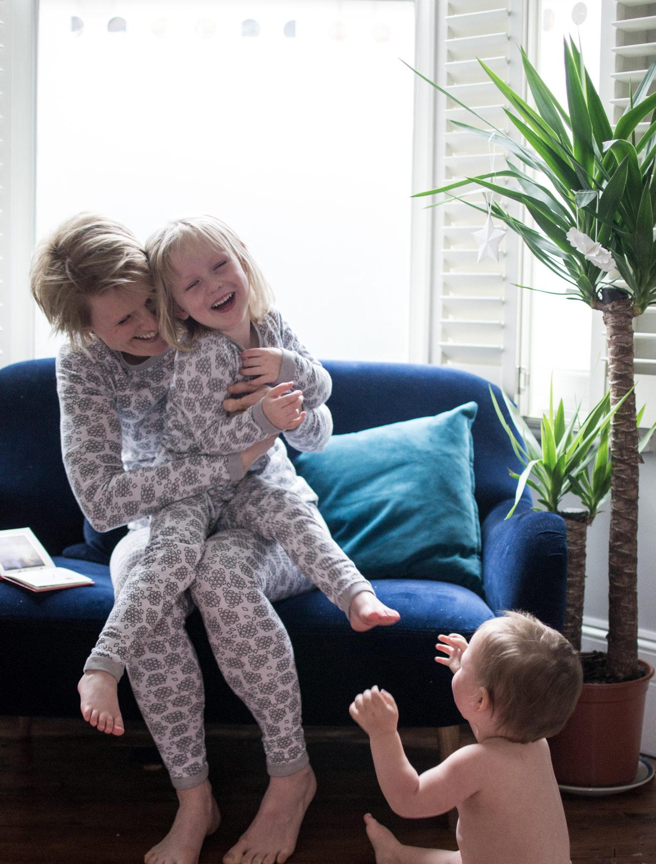 The Bright Company Slim Jyms Christmas Pyjamas